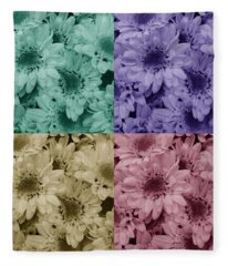 Beauteous Bounty Fleece Blanket