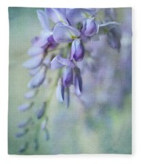Beautiful Blue Fleece Blanket
