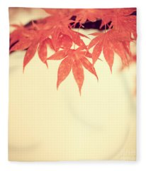 Beautiful Fall Fleece Blanket