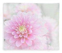 Beauty Iv Fleece Blanket