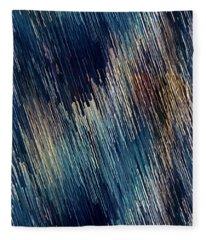 Below Zero Fleece Blanket
