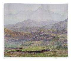 Ben Cruachan Fleece Blanket