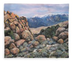 Benton Fleece Blanket