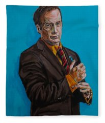 Better Call Saul Fleece Blanket