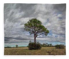 Big Cypress Fleece Blanket