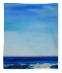 bigSky Beach Fleece Blanket