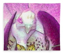 Bird Kind Of Fleece Blanket