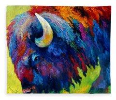 Mammals Fleece Blankets