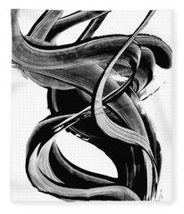 Black Magic 314 By Sharon Cummings Fleece Blanket