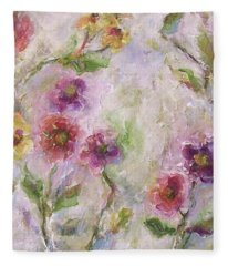 Bloom Fleece Blanket