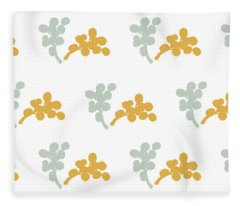 Blossom Di Fleece Blanket