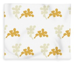 Blossom Dii Fleece Blanket