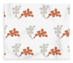 Blossom Diii Fleece Blanket