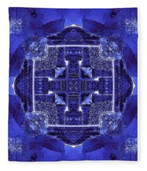 Blue Cross Radiance Fleece Blanket