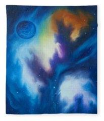 Blue Giant Fleece Blanket