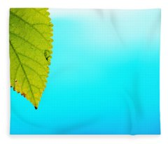 Blue Lagoon Fleece Blanket
