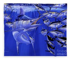 Pelagic Fleece Blankets