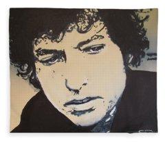 Bob Dylan - It's Alright Ma Fleece Blanket