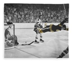 Bobby Orr 2 Fleece Blanket