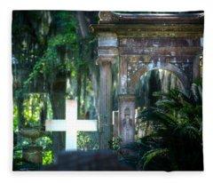 Bonaventure Memorials Fleece Blanket