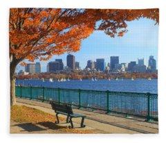 Autumn Fleece Blankets