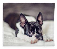 Fina Fleece Blanket