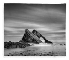 Bow Fiddle Rock 2 Fleece Blanket