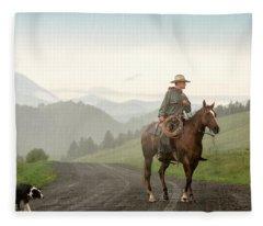 University Photographs Fleece Blankets