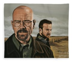 Breaking Bad Fleece Blanket