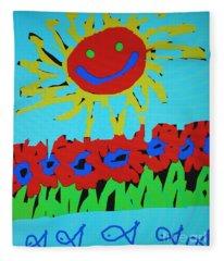 Brians Art Fleece Blanket