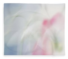 Bridal Veil Fleece Blanket