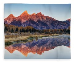 Brilliant Cathedral Fleece Blanket