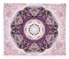 Bringing Light Fleece Blanket