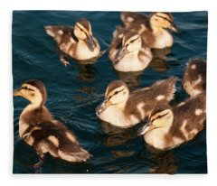 Brothers And Sisters Fleece Blanket