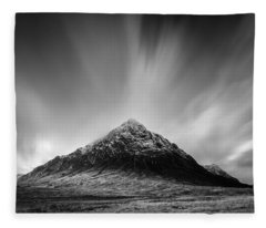 Buachaille Etive Mor 1 Fleece Blanket