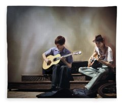 Buskers Fleece Blanket