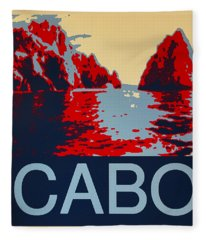 Cabo Fleece Blanket