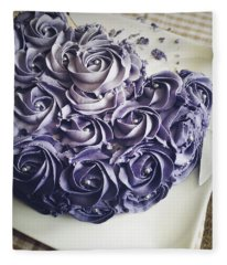 Cake Fleece Blanket