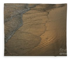 California Waves Fleece Blanket