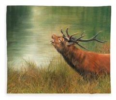 Call Of The Wild 2 Fleece Blanket