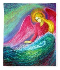 Divine Love Fleece Blankets