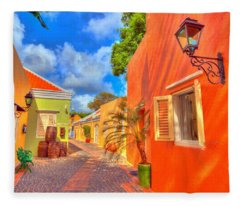 Caribbean Dream Fleece Blanket