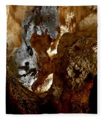 Carlsbad Caverns #1 Fleece Blanket