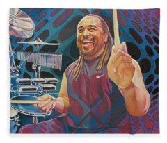Carter Beauford Pop-op Series Fleece Blanket