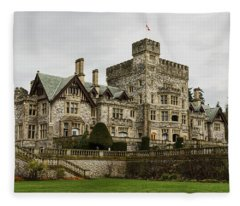 Hatley Castle Fleece Blanket