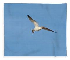 Catch Of The Day Fleece Blanket