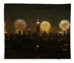 Celebrate Freedom Fleece Blanket