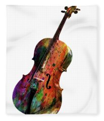 Cello Fleece Blanket