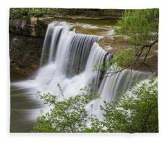 Chagrin Falls Fleece Blanket
