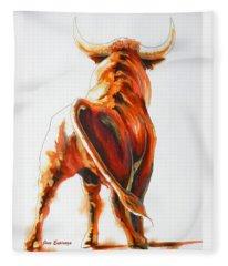C H A L L E N G E R . Fleece Blanket